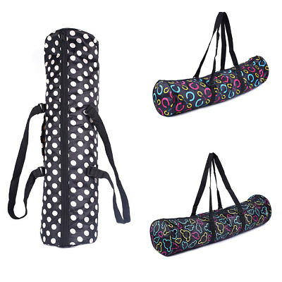 Outdoor Yoga Mat Carrier Carry Bag Strap Sport Organizer Pads Backpack