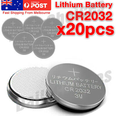 5 x Panasonic LOOSE Packing CR2450 Battery Lithium Cell Button Batteries