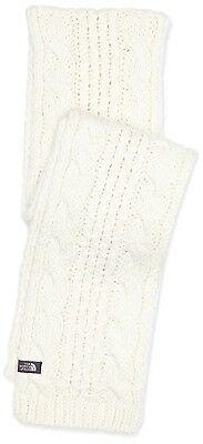 (One Size, White/vintage White) - The North Face Cable Minna Scarf. Free Deliver