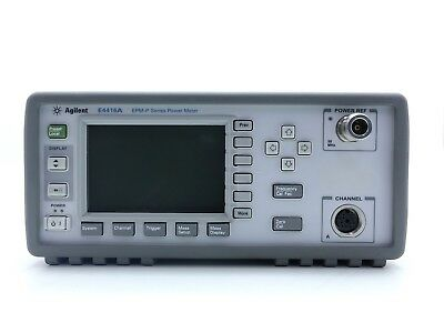 Keysight Used E4416A Power Meter - EPM-P series, single channel (Agilent)