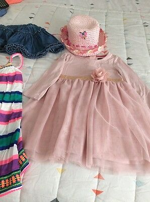 Summer clothes for age 18/24 months girl