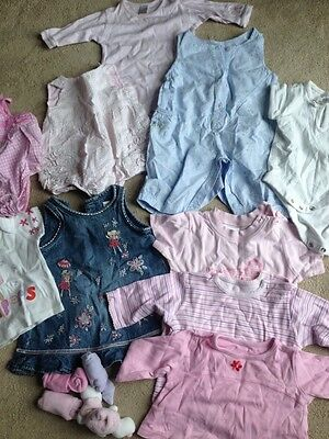 Baby Girl Up To 3 Months Bundle