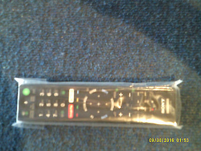 geunine sony remote control rmf-tx200e slightly used