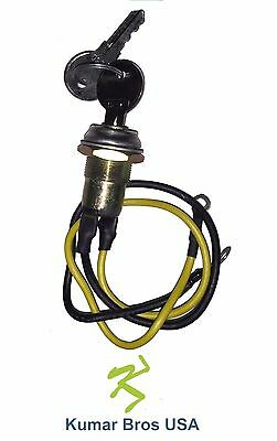 MF Tractor Ignition Switch W/ 2 keys TE20 TO20 TO30 TO35