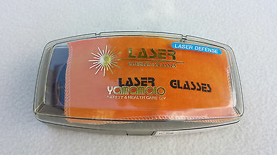 Yamamoto Laser Defense Goggles Glasses - EXC! Laser Diode 1 YL-300