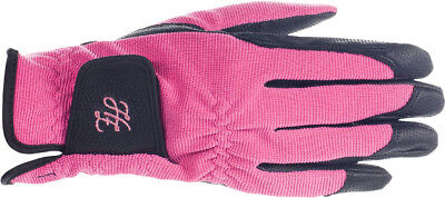 Horze Shona Touch-Screen Riding Gloves - Horse riding gloves