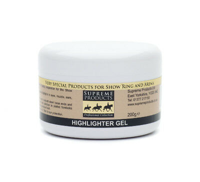 Supreme Products Professional Highlighter Gel - 200ml - Showing