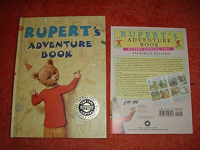 1940 Reproduction  Rupert Bear Annual In Mint Condition