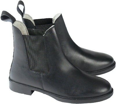 Horze Winter Jodhpur Boots - Economic - Short Horse Riding Boots