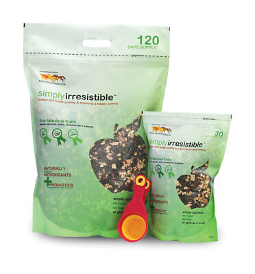 Equilibrium Simplyirresistible - Healthy Horse Feed Topper Supplement
