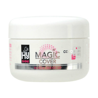 HySHINE Magic Black Cover Make-Up - Horse Showing Makeup Cover Up