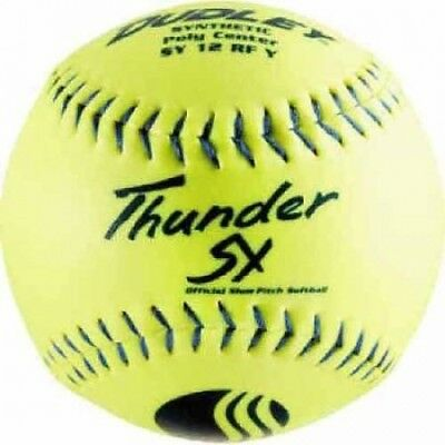 Dudley 30cm Thunder SY USSSA. Free Delivery