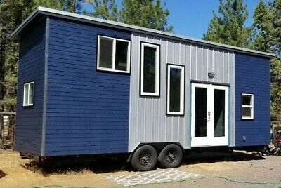 26' Custom Built Tiny House