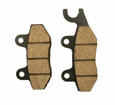 HOCA HIGH FRICTION REAR DISC BRAKE PADS FOR 150cc GY6 SCOOTER MOPED *NEW*