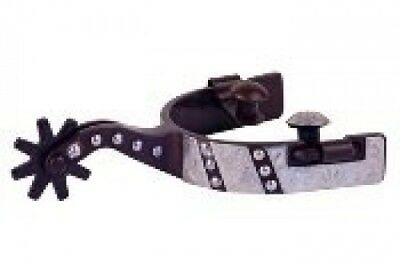 Metalab Antique Trims And Dots Youth Spur. Huge Saving