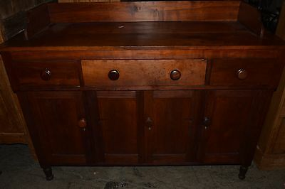 19th century Shaker sideboard