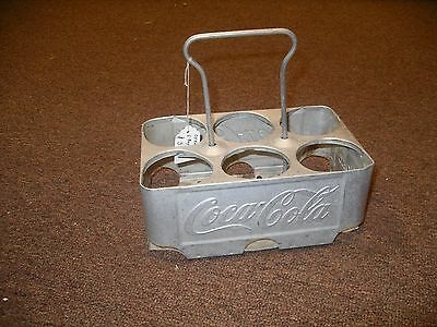 Coca-Cola 6 Pack Carrier 1950's