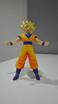 Dragon Ball Z Hg 4 Goku Ss Gashapon Bandai Figure