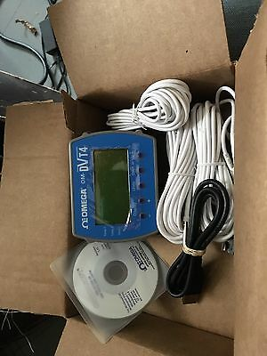 Omega Temperature Data Logger (lot of 5 For $500)