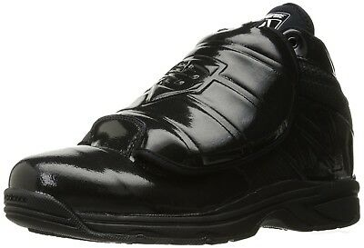 (11.5 2E US, Black/Black) - New Balance Men's MU460V3 Baseball Shoes. Best Price