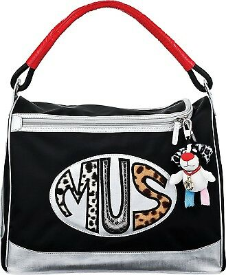 MU Sports Ladies Boston Bag, Black, 703H1247. Shipping Included