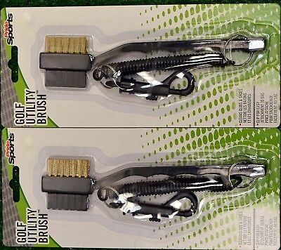2 Pride Sports Golf Club Utility Brushes. Shipping is Free