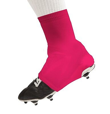 (Small (Shoe Size 4-6), Pink) - TDI Razur Spat Wrap (Cleat Cover). Shipping is F