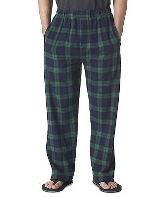 (Medium, Blackwatch) - Boxercraft mens Classic Flannel Pants (F24). Best Price