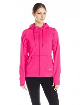 (Medium, Passion Pink) - Charles River Apparel Women's Stealth Jacket. Free Deli