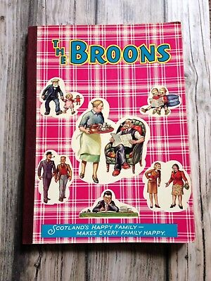 The Broons 1973 Comic Annual - Fantastic Condition