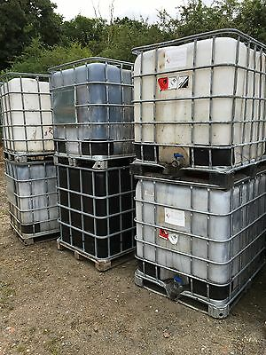 IBC WATER TANK, CONTAINER,1000lt