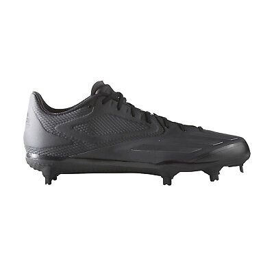 (8 D(M) US, Black/Neo Iron Met. Neo Iron Met. Fabric) - adidas Performance Men's