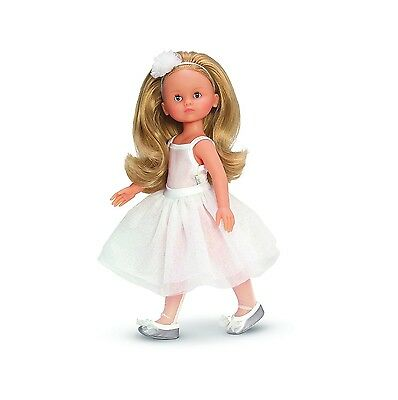 """Corolle DOLL 13"""" LES CHERIES CAMILLE BALLERINA in Box Blonde France NEW"""