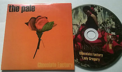 The Pale * Chocolate Factory * Rare 2 Trk Cd 2008 Irish Release Card Case