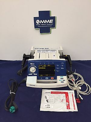 Great Condition Philips HeartStart XL with Pacing, Advisory, and Paddles