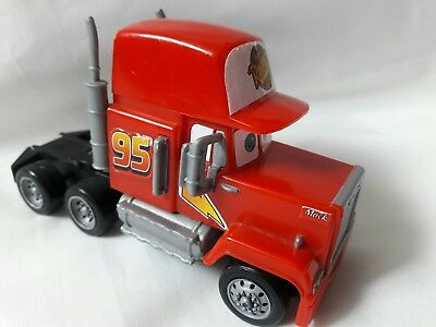 Disney Pixar Cars Mack Truck -No Trailer