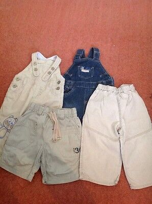 Bundle Of Baby Boys Clothing Age 12-24 Months