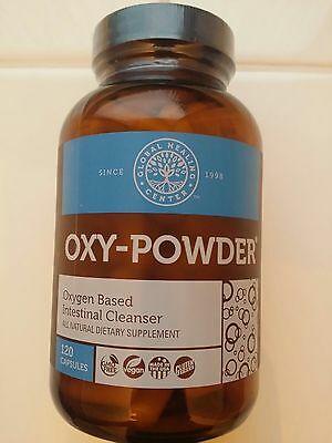 Oxy powder colon cleanser - 120 Capsules