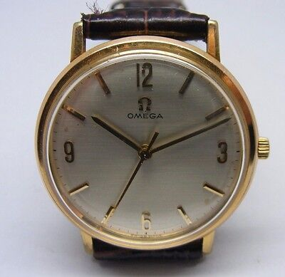 VINTAGE OMEGA GENTS WATCH circa 1964