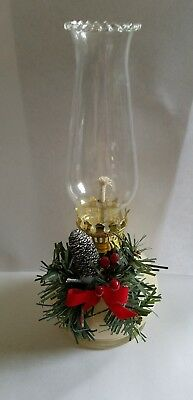 ***Mini Christmas Lantern***Hand crafted ONE of a kind***
