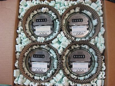 LANDIS&GYR ELECTRIC WATTHOUR  Kwh METER EASY READ 240V 200A HOME,RV, LOT OF 4