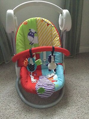 mamas and papas Baby Dream Swing