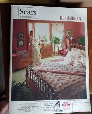 1978 Fall and Winter Sears Catalog 1563 pages