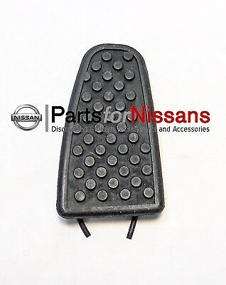 New Genuine Nissan 300Zx (Z32) Foot Rest Pad Dead Pedal 1990-1996