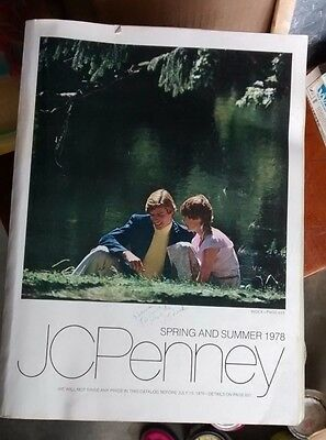 1978 JCPenney Spring and Summer Catalog