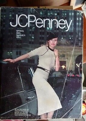 Vtg JC PENNEY CATALOG ~ SPRING and SUMMER 1980