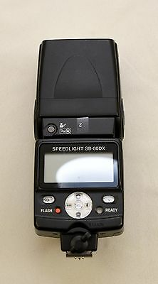 Nikon Speedlight SB-80DX Shoe Mount Flash