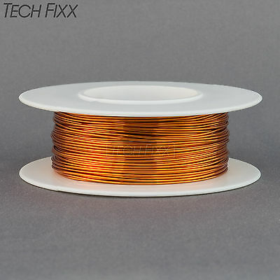 Magnet Wire 22 Gauge AWG Enameled Copper 63 Feet Coil Winding and Crafts 200C