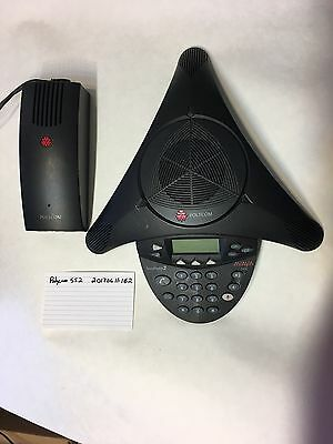 Polycom SoundStation2 Expandable Speaker Phone & Power supply