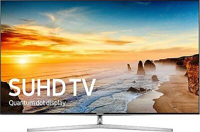 Samsung UN55KS9000 9 Series 55-inch 4K Supreme Ultra HD Smart LED TV - 3840 x